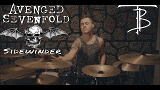 Avenged Sevenfold Sidewinder Drum Cover