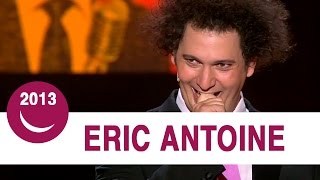 Eric Antoine au Festival du Rire de Liège 2013