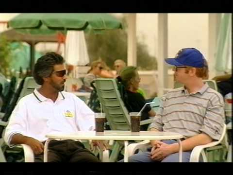 Tee Time with Chris Evans in Dubai