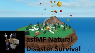 ROBLOX-Natural Disaster Survival-Talking about GOA UPDate