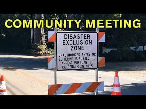 LIVE: Santa Barbara County Community Meeting to address future storm risks at 6:30 p.m.