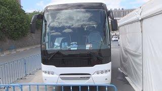 Neoplan Tourliner Efficient Line Eev Bus  2016  Exterior And Interior In 3d