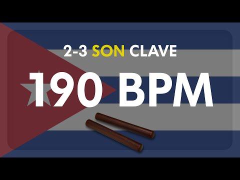 190 BPM - 2-3 Son Clave