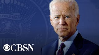 President Biden holds first press conference since taking office