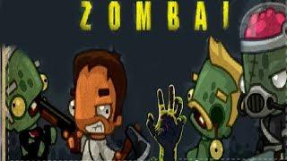 ВЫЖИВАНИЕ В ДОМЕ С ЗОМБИ Игра для детей про зомби Угнали машину
