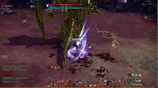 Tera: Warrior -Reckless- BAM Solo (lvl 53 Argon Warlord) HD