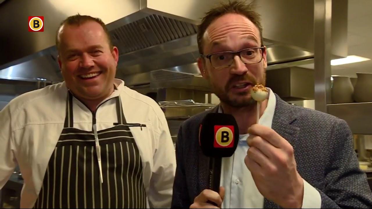 Restaurant Vista Is Apetrots Op Michelinster Youtube