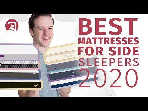 best-mattress-for-side-sleepers-2020---our-top-8-picks!