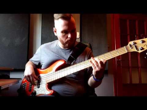 Bass cover (Meghan Trainor - Me Too)