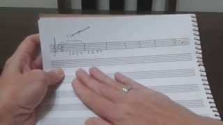 Teoria Musical, aula 03 - Andamento e Tempo