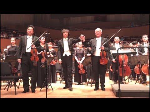 Johannes Brahms: Konzert für Violine in D-Dur, op. 77