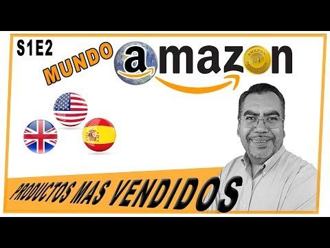 Productos mas vendidos en amazon usa uk y espa a youtube - Articulos mas vendidos ...