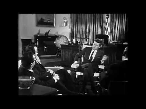 Profiles in Leadership;The JFK Series:President Kennedy; Getting the President