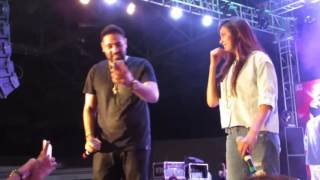 The Humma Song - OK Jaanu Live by Badshah , Tanishk | Badshah live Performing The Humma Song
