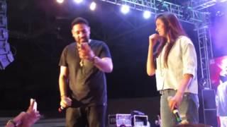 The Humma Song Ok Jaanu Live By Badshah , Tanishk  Badshah Live Performing The Humma Song
