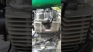 CB400N  moteur qui claque
