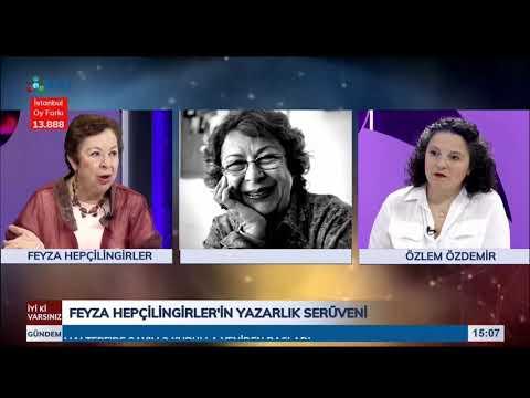 İyi Ki Varsınız - Özlem Özdemir & Feyza Hepçilingirler - 15 Nisan 2019 - KRT TV