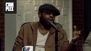 """Black Thought on The Combat Jack Show Ep. 2 (""""Rap Super Hero"""", Impersonating Rappers, and Questlove)"""