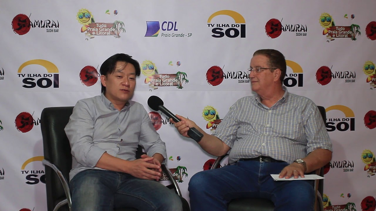 3fc0d7846 Entrevista Mauricio Katayama - Programa CDL em Ação | Associado em Destaque