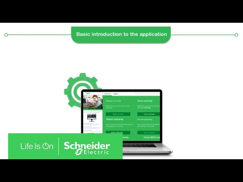 Overview Of Electrical Calculation Tools | Schneider Electric Support