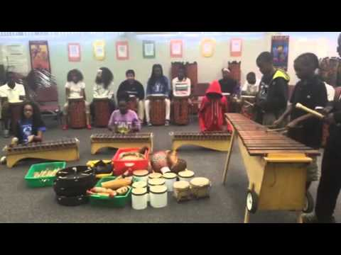 Parkway Middle School World Music Ensemble - YouTube