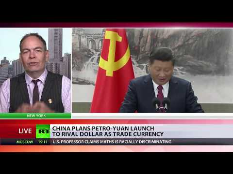 On path to de-dollarization: World tired of funding US military adventurism – Max Keiser