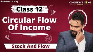 #43, Stock and flow, leakage and injection (Class 12 macroeconomics) thumbnail