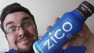 Zico Chocolate Coconut Water Review