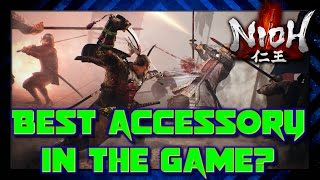Best accessory in Nioh? The Yasakani Magatama and where to farm!