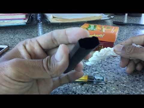 Nanostix service dan refill flavour