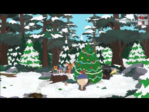 South Park: Stick Of Truth | Full Lost Forest Walkthrough | Christmas Critters, Canada & Escaping