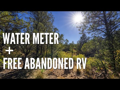 New Mexico Land For Sale: 1.6 Acre w/ Water Meter In Timberon – Only $5,750!!!