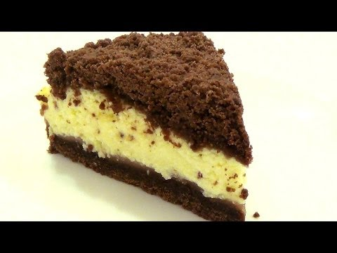 Торфяной пирог /Toorbakook. Простой рецепт творожного пирога в песочном тесте.