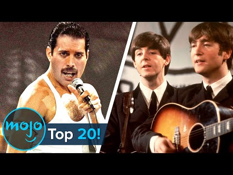Top 20 Most Important Moments in Music History