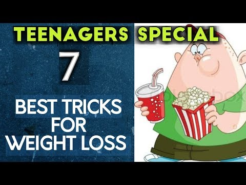 7 Tricks to Lose Weight Fast and Quick For Teenagers // Mukti Gautam Fitness Vlogger