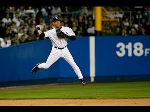 Derek Jeter Career Highlights HD