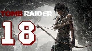 Прохождение Tomb Raider на Русском (2013) - Часть 18 (Бункер)
