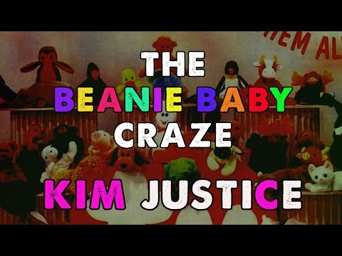The Story of the Beanie Babies Craze and Bubble - Kim Justice
