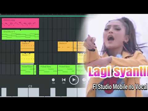 Lagi Syantik-Siti Badriah (no Vocal)