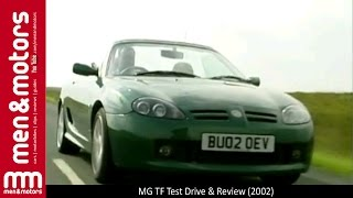 MG TF Test Drive & Review (2002)