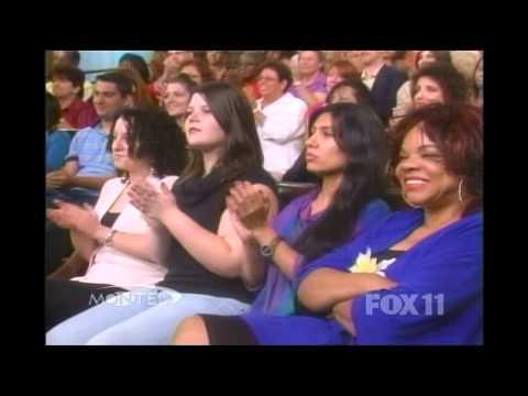 Tucson Cosmetics Montel Williams show