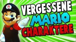 VERGESSENE Mario Charaktere thumbnail