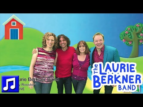 """""""I Love My Rooster""""  By The Laurie Berkner Band - Best Songs For Kids"""