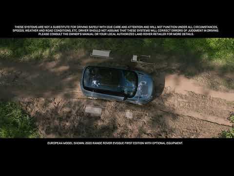 New 2020 Range Rover Evoque | All-Wheel Drive