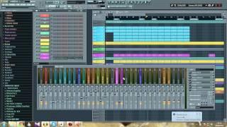 FL Studio тормозит.Решаем проблему нагрузки.(, 2015-04-22T19:00:35.000Z)
