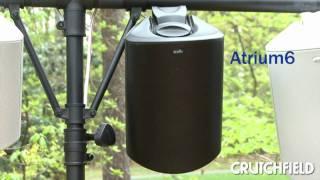 Polk Audio Atrium All-weather Outdoor Speakers   Crutchfield Video