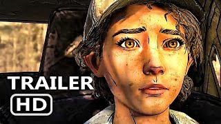 PS4 - The Walking Dead: The Final Season Trailer (2018)