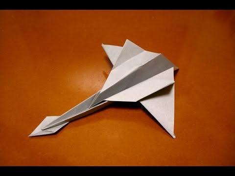 papierflugzeug gleiter anleitung zum falten paper. Black Bedroom Furniture Sets. Home Design Ideas