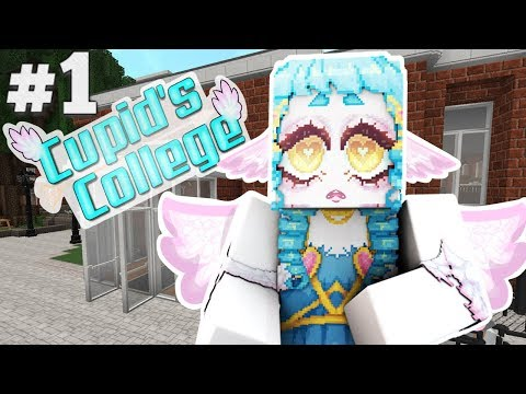 Cupids College  THE POPULATION  Minecraft Roleplay  #1