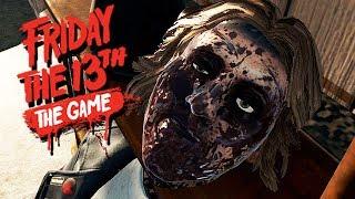 Friday The 13th The Game Gameplay German - Kreis wird zu Quantum